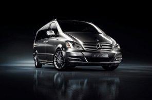 Российские цены на Mercedes Viano Edition 125
