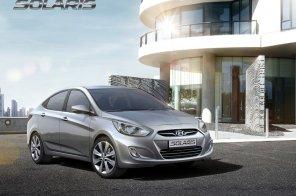 Hyundai показал новый Solaris