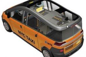 Nissan станет основным такси Нью-Йорка