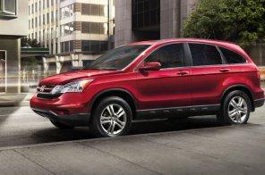 Новая Honda CR-V появится через год