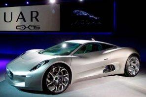 Jaguar выпустит 250 гибридов C-X75
