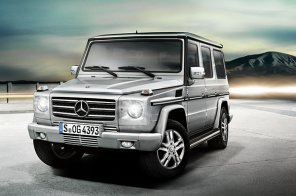 На российский рынок выходят обновленные внедорожники Mercedes