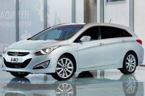 В Барселоне презентован новый седан Hyundai i40