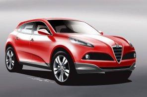 В 2012 году на рынок выйдет внедорожник Alfa Romeo C-SUV