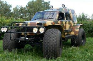 Лада-Багги — новый джип показан в Москве