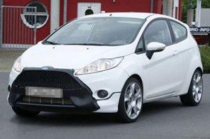 Ford Fiesta ST – новая информация о «заряженном» хэтчбеке