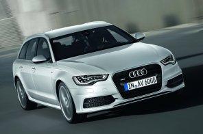 Новый Audi A6 - теперь и в кузове «универсал»