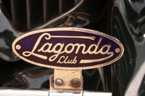 Aston Martin пытается реанимировать Lagonda