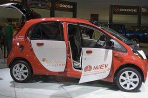 Mitsubishi i-MiEV сертифицирован в России
