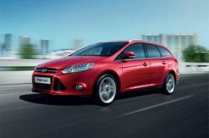 Ford Focus III — начало продаж в России