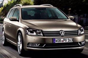 В 2014 году Volkswagen выпустит 8 серию Passat