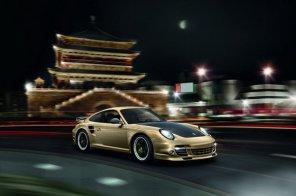 Эксклюзивный Porsche 911 для Китая