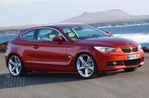 Переднеприводный BMW — премьера не за горами