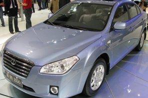Две китайские модели автомобилей будут выпускаться в Черкесске