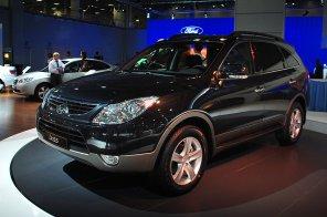 Новые комплектации Hyundai ix55 в России