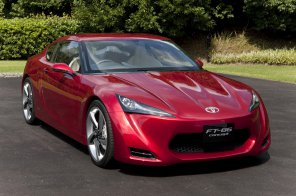 Одна из будущих моделей Toyota, возможно, получит имя Celica