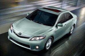 Седьмое поколение Toyota Camry покажут в ноябре