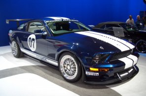 Ford Mustang получит 4-цилиндровый турбодвигатель