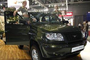«УАЗ» начал серийный выпуск автомобилей стандарта «Евро-4»