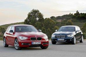 Официально представлено новое поколение BMW 1-Series