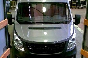 ГАЗ начал опытное производство новой модели