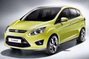 Ford увеличивает производство C-MAX