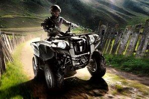 Yamaha Grizzly 700 и 550 теперь будут выпускаться в США