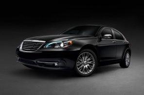 Chrysler отзывает более 11 тысяч автомобилей