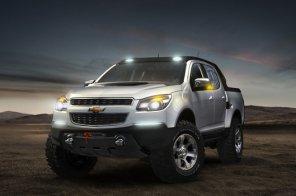 Раллийный пикап Chevrolet Colorado Rally