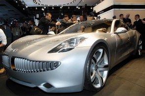 Nissan LEAF и Chevrolet Volt получат летом нового соперника