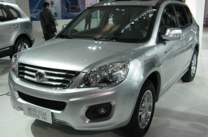 Great Wall начинает производство конкурента Toyota RAV4