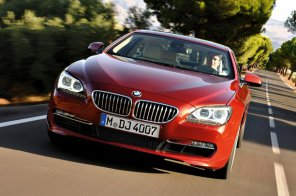 BMW 6-Series обзавелся дизелем и спортивным обвесом