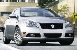 Suzuki предлагает большую скидку на седан Kizashi