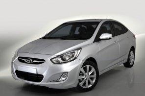 Самой продаваемой иномаркой в России стала Hyundai Solaris