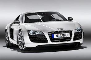 Компания Audi готовит к выпуску триумфальные R8 V10