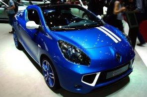 Новый родстер Wind Gordini от Renault