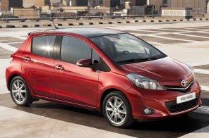 Toyota рассказала об европейской версии хэтчбека Yaris