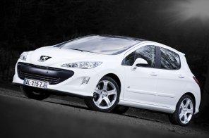 Презентация обновленного Peugeot 308 в «ВиДи Конкорд»