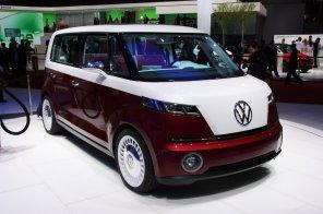 Volkswagen планирует возродить легендарный Microbus