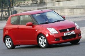 На российский рынок выходит трехдверная версия Suzuki Swift