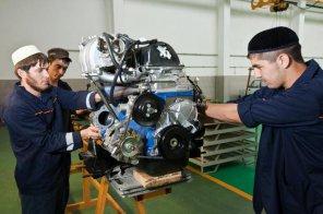 Производство Lada Priora стартовало в Чечне