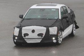В 2012 году увидит свет компактный люкс-седан Cadillac