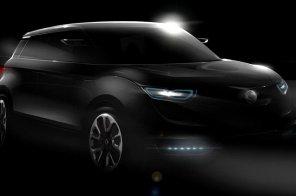 SsangYong представит два новых автомобиля