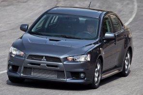 Новая модификация Lancer от Mitsubishi