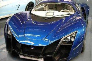 Производство суперкаров Marussia будет налажено в Финляндии
