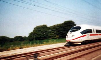 ICE3 (Germany Intercity Express)