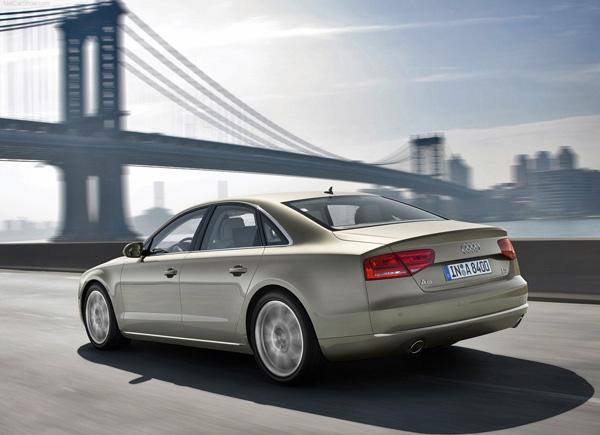 Audi A8 новое поколение