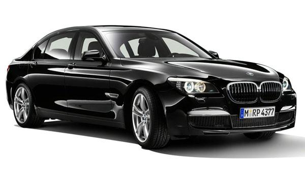 BMW 7-й серии М-пакет