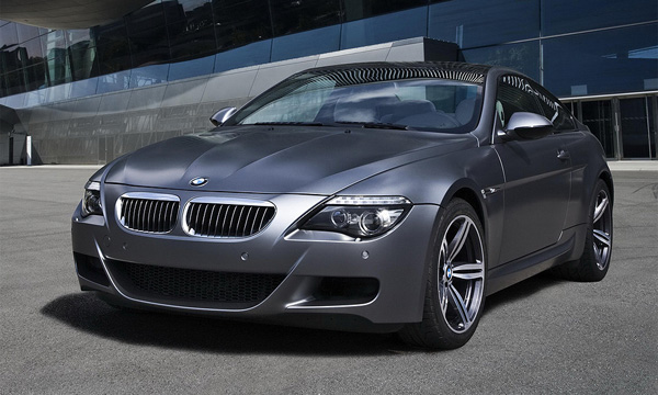 BMW M6 Competition Special Edition