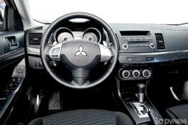 Новый Mitsubishi Lancer